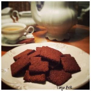 Gezonde Wortel Choco koekjes