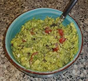 Sannie's Guacamole