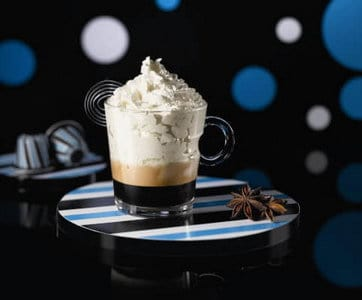 Licorice koffie