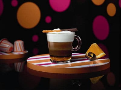 Orangette koffie