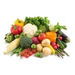 Gerecht met groenten