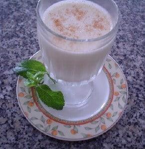 Banaan Milkshake