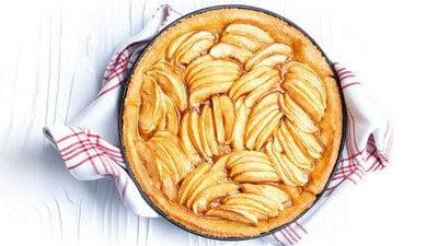Franse tarte tatin