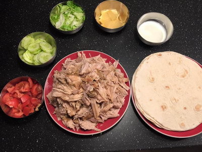 Mexicaanse carnitas