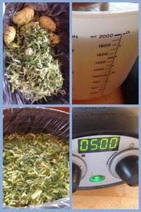 Aardappel-preisoep