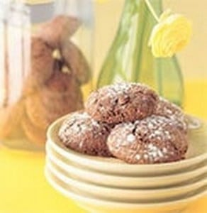 Chocolade Pistache biscotti