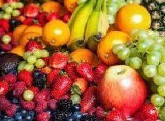 Gerechten met Fruit