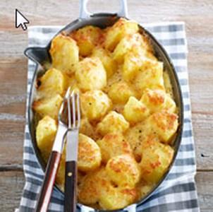 Aardappel gratin (klassiek)