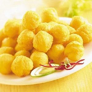 Aardappelballetjes