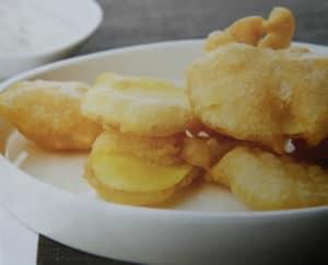 Aardappelbeignets