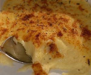Aardappelpuree (romig)