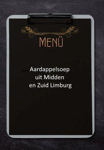 Aardappelsoep uit Midden en Zuid Limburg