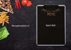 Ajam Bali