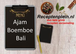 Ajam Boemboe Bali