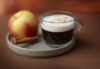 Appel gember koffie