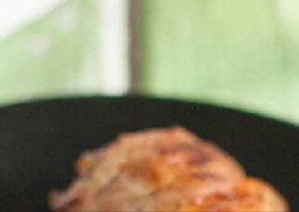 BBQ steak-roll