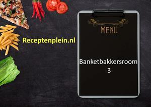 Banketbakkersroom 3
