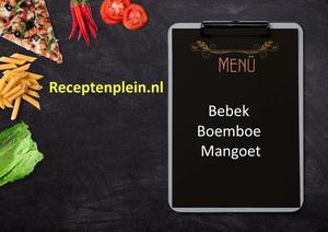 Bebek Boemboe Mangoet