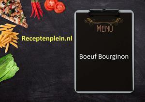 Boeuf Bourginon