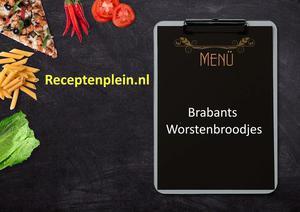 Brabants Worstenbroodjes