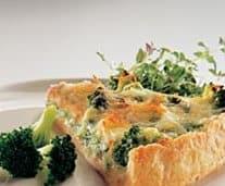 Broccolitaart 2
