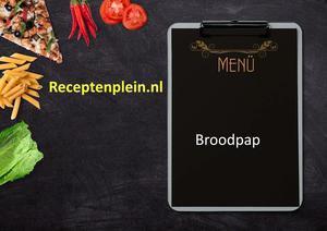 Broodpap