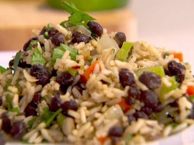 Braziliaanse rijst