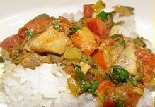 Balti viscurry