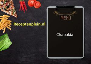 Chabakia
