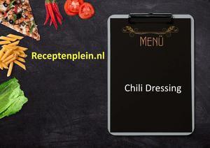 Chili Dressing