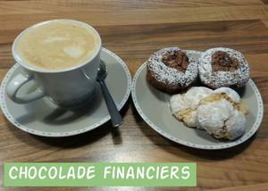 Chocolade Financiers
