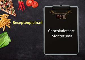 Chocoladetaart Montezuma