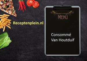 Consomme Van Houtduif