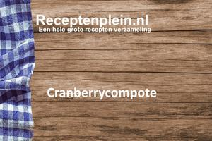 Cranberrycompote