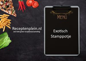 Exotisch Stamppotje