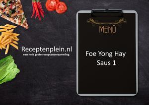 Foe Yong Hay Saus 1