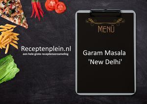 Garam Masala New Delhi