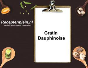 Gratin Dauphinoise