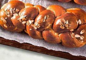 Grieks nieuwjaarsbrood