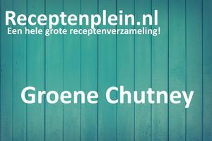 Groene Chutney