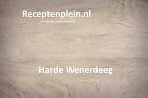 Harde Wenerdeeg