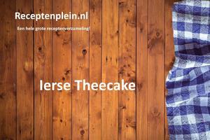 Ierse Theecake
