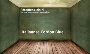 Italiaanse Cordon Blue