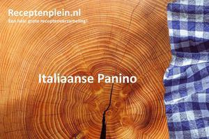 Italiaanse Panino