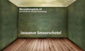 Javaanse Smoorschotel