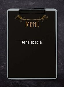 Jens special