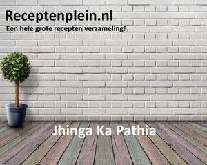 Jhinga Ka Pathia