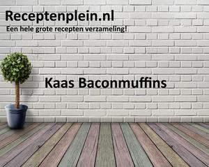 Kaas Baconmuffins