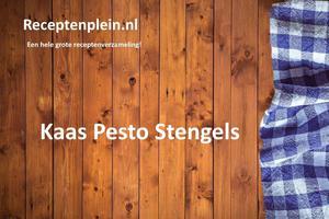 Kaas Pesto Stengels