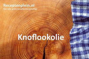 Knoflookolie